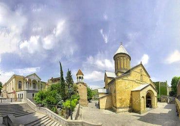 architecture Tbilisi