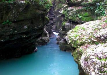 Canyon of Martvili