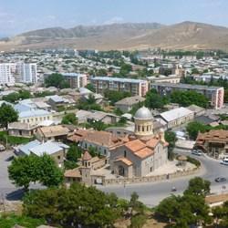 Gori city Georgia