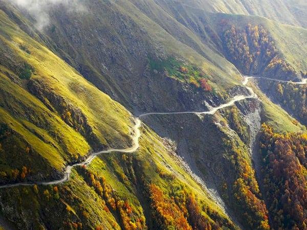 The Caucasus Road