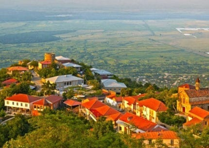 Full day tour to Kakheti