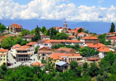 Monastery Bodbe Monastery Sighnagh