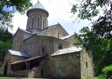 Kintsvisi Monastery