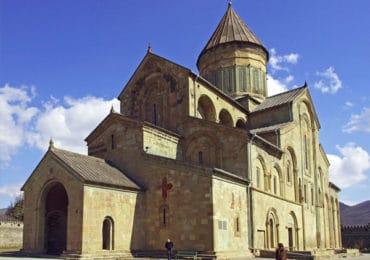 Svetitskhoveli Cathedral the Living PillarMtskheta