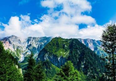 mountain travel georgia