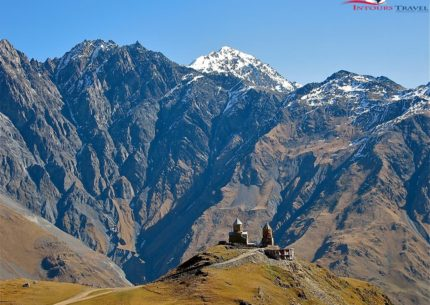 kazbegi church christian
