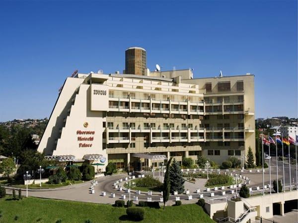 Metekhi palace Tbilisi