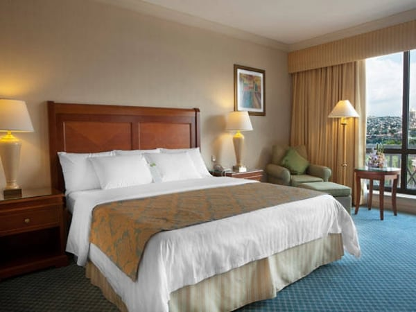 Hotel Courtyard Mariott room