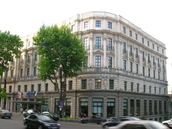 Hotel Mariott Tbilisi Georgia