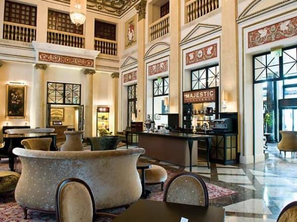 Hotel Mariott in Tbilisi